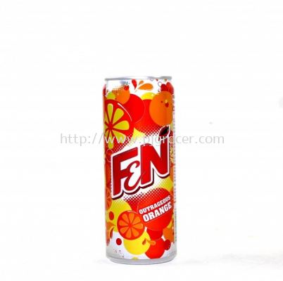 F&N Orange Can 325ml