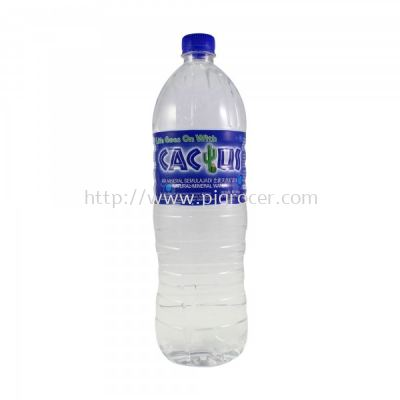 Cactus Mineral Water 1.5Litre