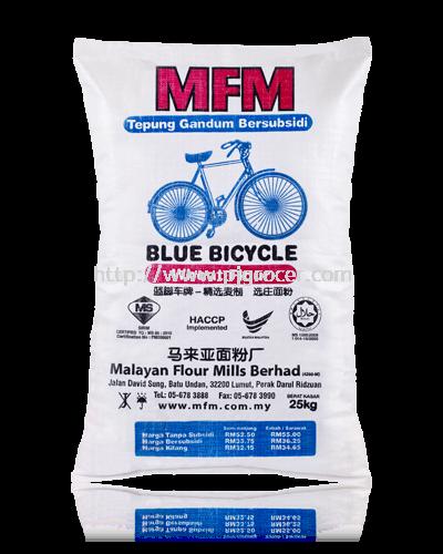 Blue Bicycle Tepung Gandum 25kg