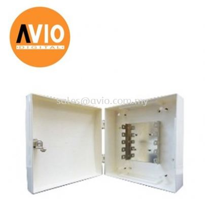 MK-430P 30-pair Telephone Distribution box, ABS Plastic
