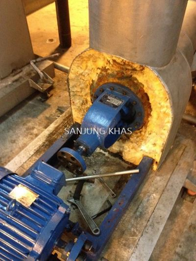 Chilled Water Pump Service and Repair Works