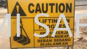 CUSTOM MADE SIGN Safety Signage
