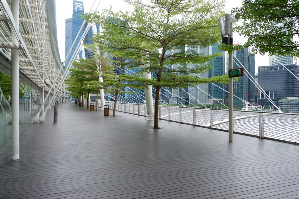 CHENGAL Timber Decking Outdoor Decking