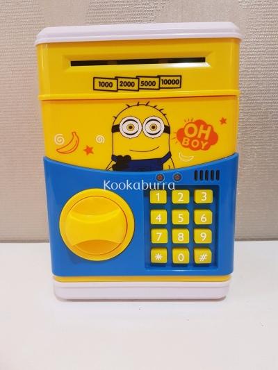 Minion Deposit Box