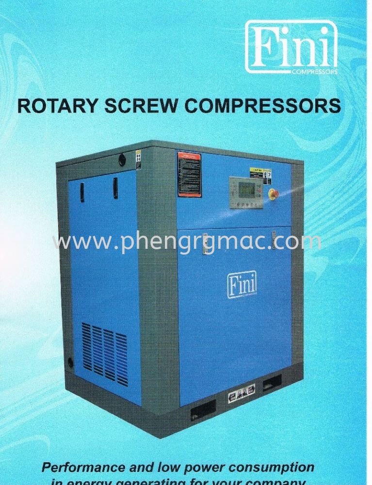 FINI Rotary Screw Air Compressor