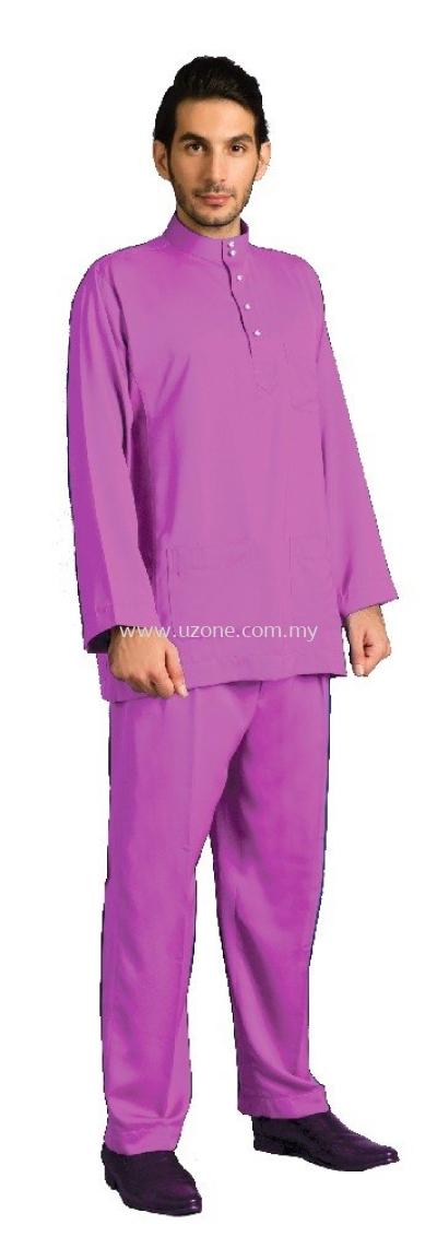 BM05(Ready Stock)  . Medium Purple
