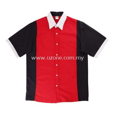 S001(Ready Stock)  . Red/Black/White