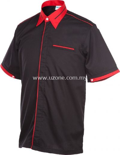 FC2005(Ready Stock)  . Black / Red