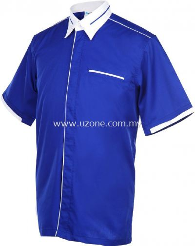 FC2001(Ready Stock)  . Royal Blue / White