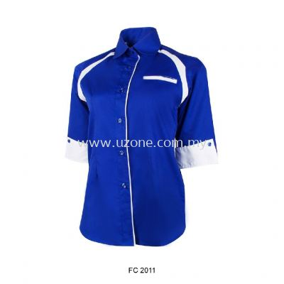 FC 2011(Ready Stock)  . Royal Blue/White