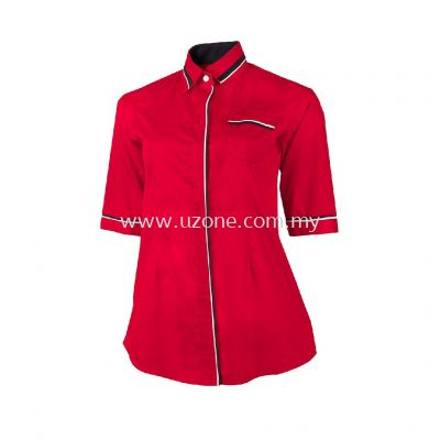 FC2702 (Ready Stock) RED / BLACK / WHITE