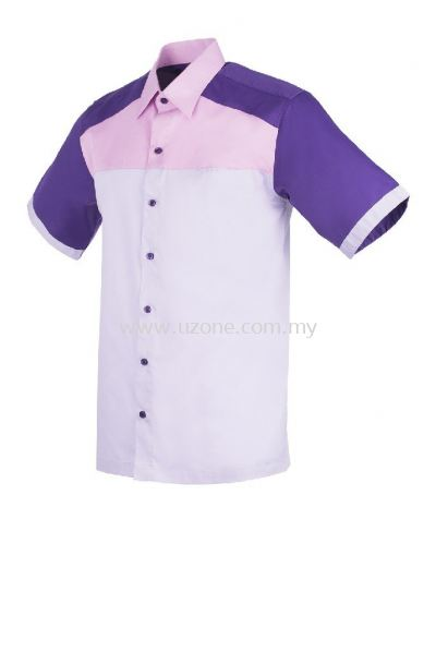 FC3605(Ready Stock)  . Light Purple / Medium Purple / Dark Purple