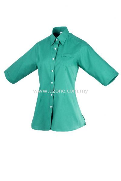 OF1325 (Ready Stock) Sapphire Green