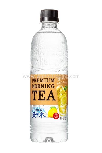 Suntory Morning Lemon Tea