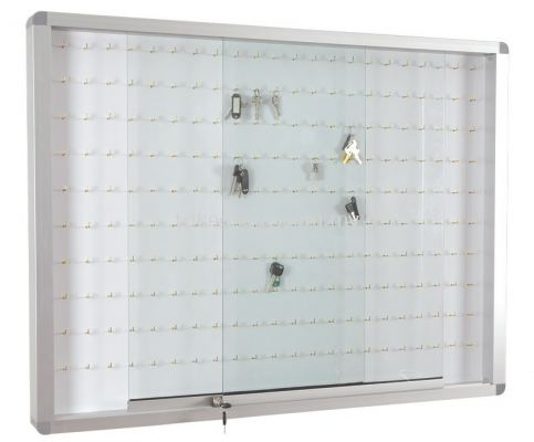 Key Panel Sliding Glass