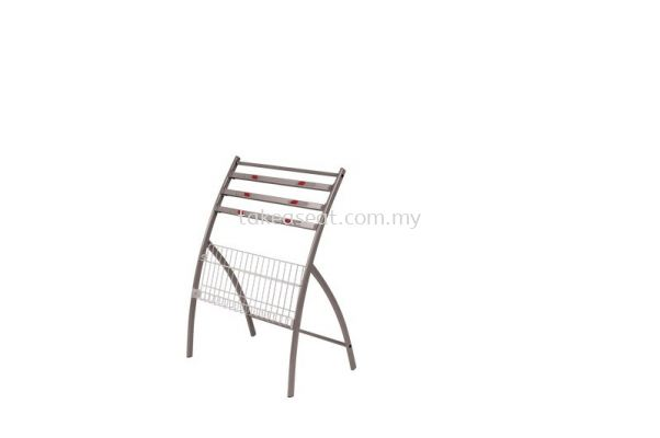 Newspaper & Magazine Rack NM302