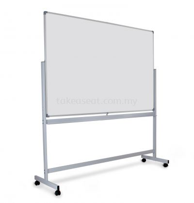 Mobile WhiteBoard Double Sided