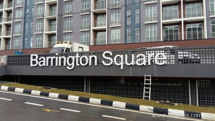 Barrington Square @ Cameron Highland