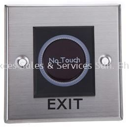 Infrared Touchless Push Button