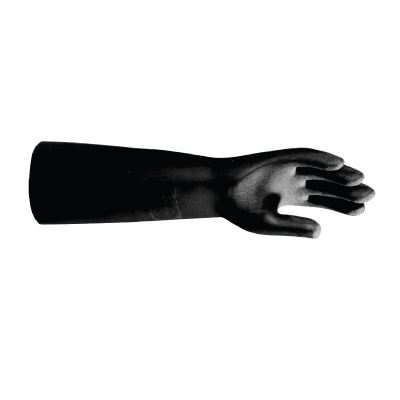 MK-HG370 EXTRA LONG HEAVY DUTY INDUSTRIAL RUBBER GLOVE