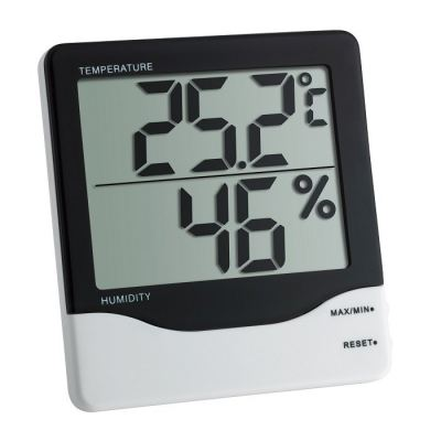 TFA Dostmann Digital Thermo-Hygrometer (30.5002)