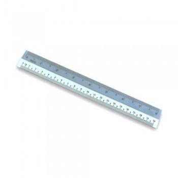 "Plastic Straight Ruler 6"" inch / 15 cm"