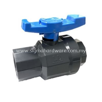 PVC Polygon Ball Valve
