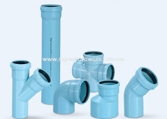 SiLENTA 3A PP Acoustic Fittings