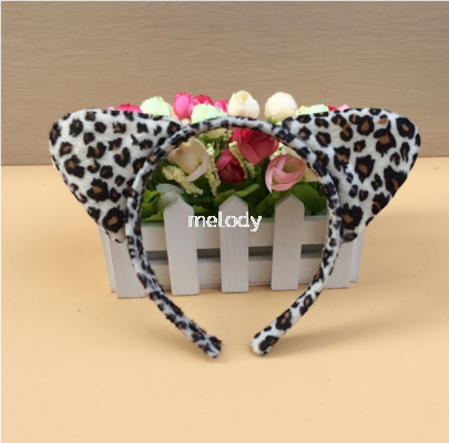 Leopard Pattern Hairband