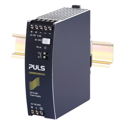 PULS CP10.481 DIN-rail power supplies for 1-phase systems