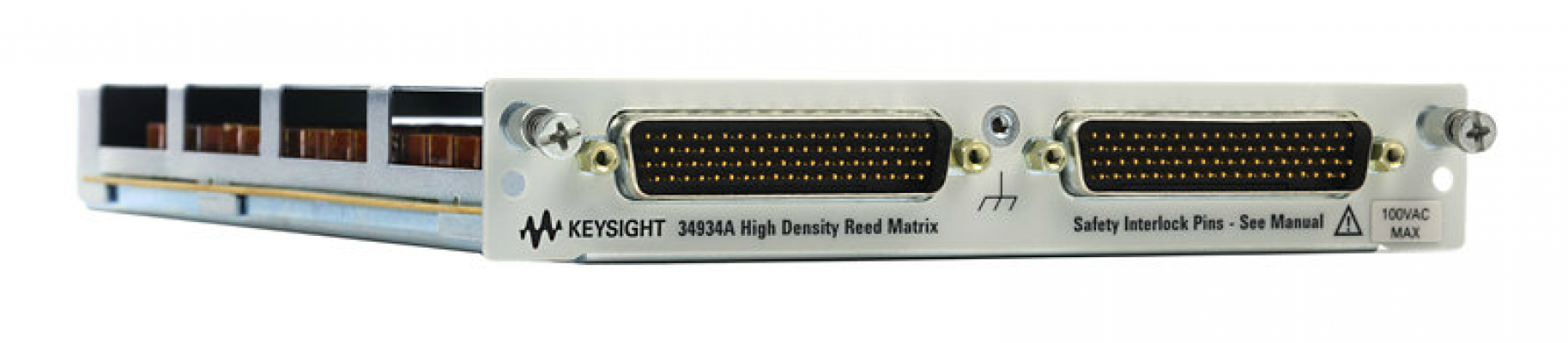 Quad 4x32 Reed Matrix for 34980A, 34934A