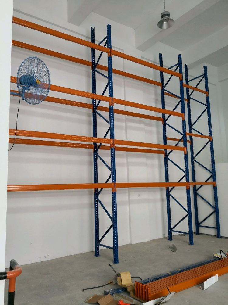 Pallet Racking Project Silc industry