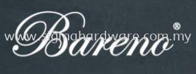 """""""BARENO"""" Sanitaryware"""