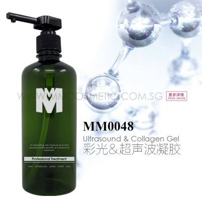 MM0048 Ultrasound & Collagen Gel