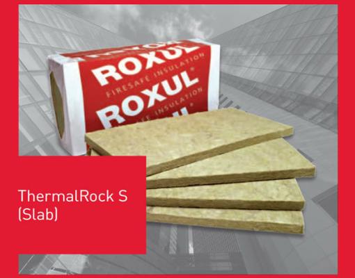 Rockwool 50mm x 60kg ( 6pcs / pack )