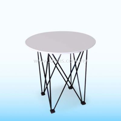 Folding Round Table-TFR