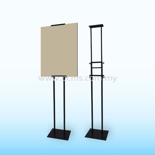 Poster Stand-SP2 MENU & POSTER STAND DISPLAY SYSTEM Selangor, Malaysia, Kuala Lumpur (KL), Sungai Buloh Supplier, Suppliers, Supply, Supplies | AC Marketing Solution Sdn Bhd