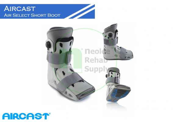 NL-AC421 AirCast - AirSelect Series - Short Walker Boot (XS)