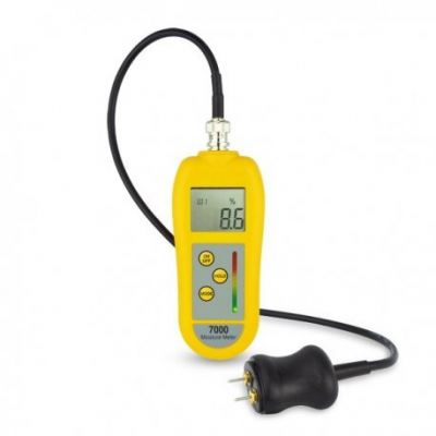 ETI 7000 damp meter and moisture meter and general purpose two-pin probe, Order Code: 224-070