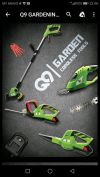 Q9 Cordless Garden Tools