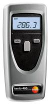 Testo 465 - Tachometer, Order-Nr. 0563 0465 RPM CO2 / CO / Light / Sound / RPM TESTO