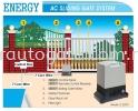 Energy E2200 Heavy Duty AC Sliding Auto Gate E8 Sliding Auto Gate E8 AUTO GATE