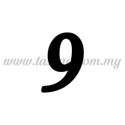"Sticker Number ""9"" - Regular (SK-0NUM5-9)"
