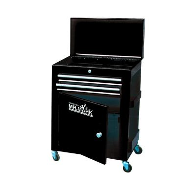 MK-EQP-0316-BLK CHEST AND ROLLER CABINET