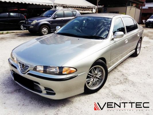 PROTON PERDANA EXECUTIVE VENTTEC DOOR VISOR