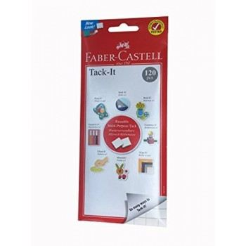 Faber Castell 75gram Tack It White 187057-75