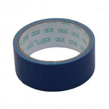 Binding Tape or Cloth Tape - 36mm Blue