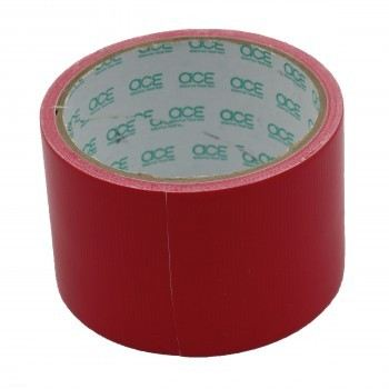 Binding Tape or Cloth Tape - 60mm Red