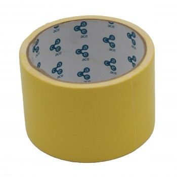 Binding Tape or Cloth Tape - 60mm Yellow