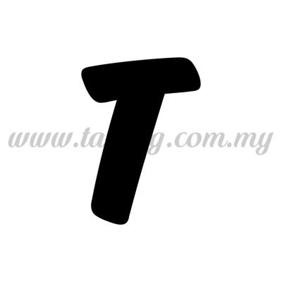 Sticker Alphabet T - Bold (SK-AALP6-T)